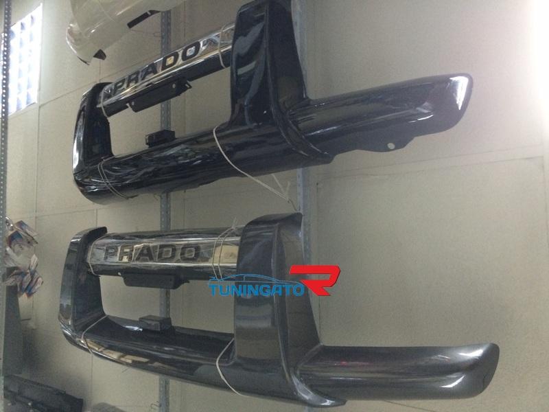 Кенгурятник передний P4111(FJ120-A001) для LAND CRUISER PRADO 120
