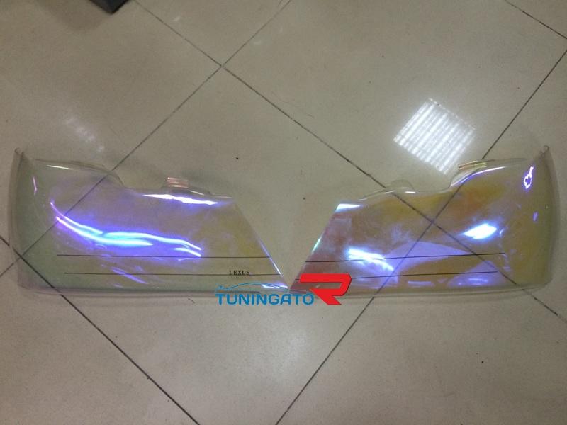Защита фар (очки) для Toyota LC Cygnus \ Lexus LX470