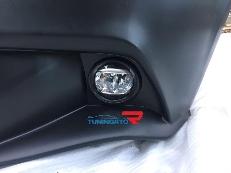 Бампер дизайн F-Sport 2014г. для Lexus IS250 (2005-13г)