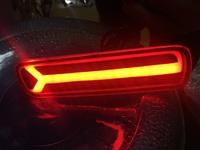 Светодиодные фонари в задний бампер NEW для LAND CRUISER Cygnus