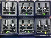Лампы светодиодные X3, 6000K, 50Watt