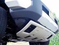 Защита картера, КПП и РК алюминий для FJ Cruiser 2007-10г.
