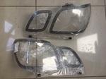 Защита фар (очки) шелкография для Toyota LC Cygnus \ Lexus LX470