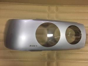 Очки на фары (серебро) LAND CRUISER 80 (90-97)