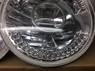 Фары линзовые с диодной подсветкой для Toyota Land Cruiser 70
