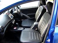 Модельные чехлы для Mitsubishi PAJERO 99-06 черные, 5 мест