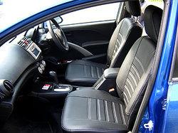 Чехлы модельные из эко-кожи для Toyota Prius 2009-15г.
