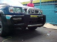 Кенгурятник передний L01C NISSAN DATSUN / PICK UP D22