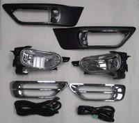 Противотуманные фары в бампер HD010L1L2 HONDA CR-V