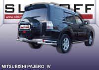Уголки задние ф76+ф42 Mitsubishi Pajero IV Артикул: MPJ018