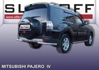 Уголки задние ф76 Mitsubishi Pajero IV Артикул: MPJ019