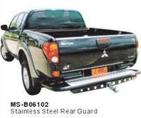 Защита задняя с подножкой MS-B06102 MITSUBISHI TRITON