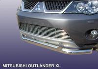 Решётка воздухозаборника бампера Mitsubishi Outlander XL Артикул: MXL013