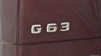 Эмблема G63 для Mercedes