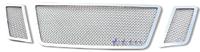 Металлические накладки хром на Nissan Pathfinder 2005-