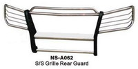 Кенгурятник передний NS-A062 NISSAN ARMADA