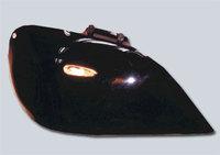 Очки на фары (Чёрные\серые) TOYOTA NADIA N10-N15 (98-03)