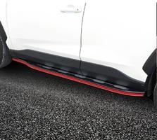 Подножки боковые RAV48B для Toyota RAV4 2019+