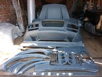 """Аеродинамический обвес """"Magnum"""" для Porsche Cayenne 04-2010г."""
