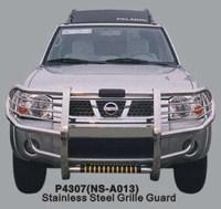 Кенгурятник передний P4307(NS-A013) для NISSAN NP300 \ FRONTIER\ Paladin