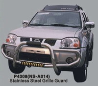 Кенгурятник передний P4308(NS-A014) для NISSAN NP300 \ FRONTIER\ Paladin