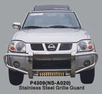 Кенгурятник передний P4309(NS-A020) для NISSAN NP300 \ FRONTIER\ Paladin