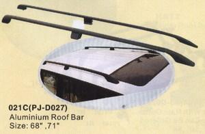 Релинги продольные на крышу 021C(PJ-D027) LAND CRUISER 80