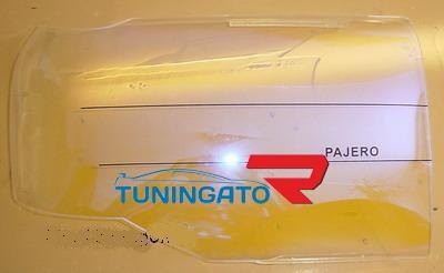 Очки на фары Хамелеон 5 дверей MITSUBISHI PAJERO MONTERO 19911999