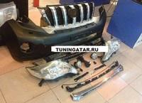 Рестайлинг для Toyota PRADO 150
