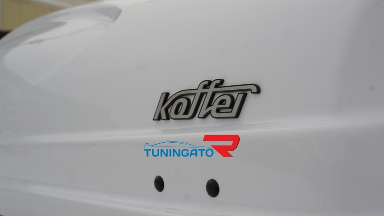 Багажник на крышу Koffei T-600