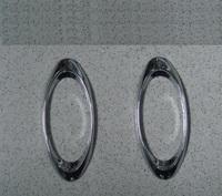Хром накладки боковые повторители для SUZUKI ESCUDO (05 -)