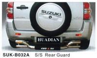 Защита заднего бампера SUK-B032A ESCUDO / GRAND VITARA (05-UP)
