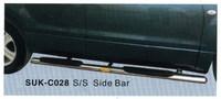 Подножки боковые SUK-C028 ESCUDO / GRAND VITARA (05-UP)