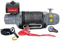 Лебедка электрическая Come Up Seal DS-12.5rs, 12V