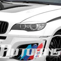 Реснички на фары LUMMA для BMW X6 E71