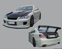 Тюнинг комплект из 3х - предметов, обвес Vertex (передний бампер, пороги, задний бампер) Япония  на Toyota Mark X (05-08г.)
