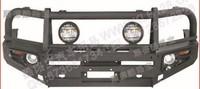 Силовой бампер, передний, металический, NS-B060S, для NISSAN SAFARI PATROL (2005-)