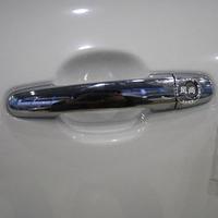 Хромированные накладки на ручки для Toyota Crown 2004-2008г.
