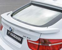 Спойлер задний HAMANN для BMW X6