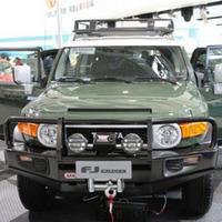 Бампер передний металлический FJ-A017 FJ CRUISER (06-)