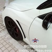 Тюнинговые крылья Тип2, пластиковые, 2шт. Япония для Toyota Mark X (05-08г.)