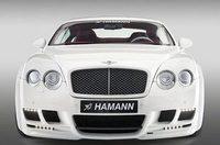 Обвес комплект HAMANN Bentley Continental