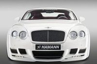 Обвес комплект HAMANN Bentley Continental