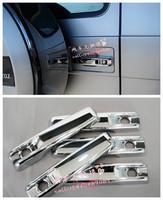 Хромированные накладки на дверные ручки Mercedes G500
