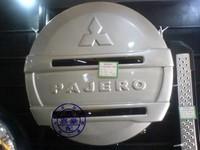 Колпак на запасное колесо пластиковый оригинал на Pajero 99
