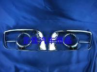 Хром накладки на туманки для Toyota Hice 200