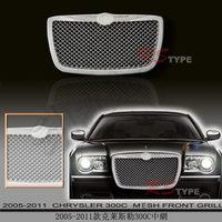 Решетка радиатора хром Bently style для Chrysler 300C