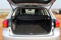 Шторка-полка в багажник для MMC ASX \ RVR 2010г.-