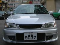 Тюнинговый бампер TRD для Toyota Corolla 96-00г. AE110