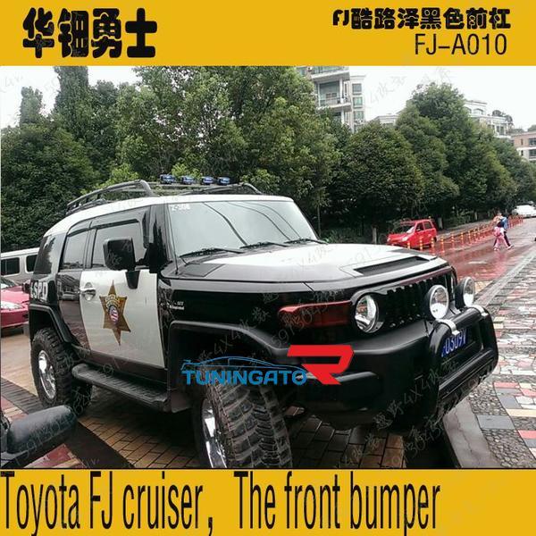 Кенгурятник передний FJ-A010 FJ CRUISER